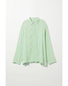 Celeste Shirt Light Green