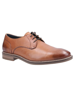 Hush Puppies Mens Brayden Leather Shoes