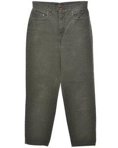 Bill Blass Tapered Jeans