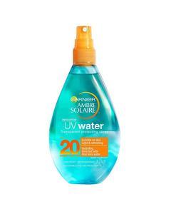 Garnier Ambre Solaire Uv Water Transparent Protecting Spray Spf20 150ml