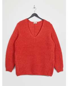 Women's Knit Coral