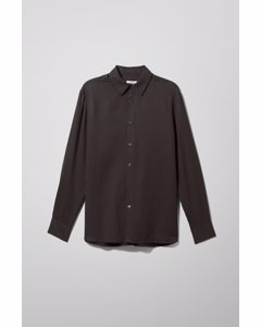 Marc Tencel Shirt Black