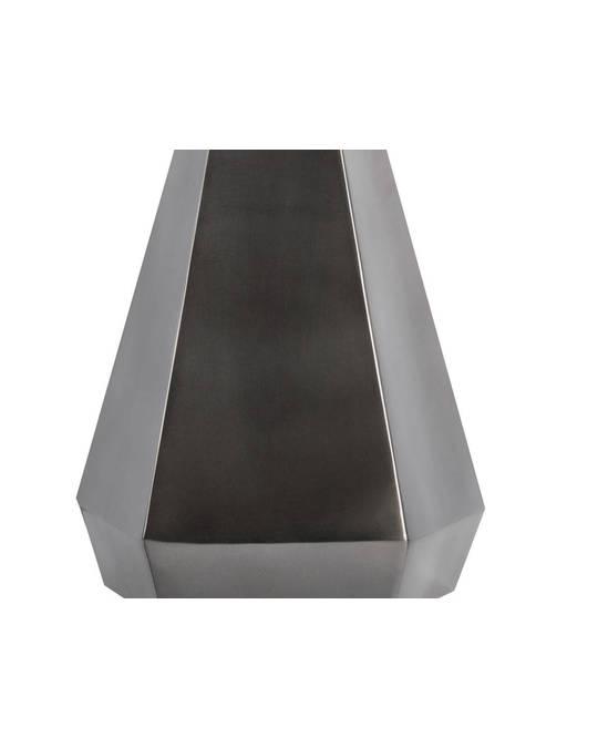 360Living Candleholder Elin 225 Black / Nickel