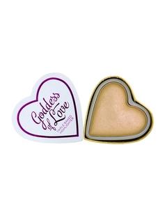 Makeup Revolution I Heart Revolution - Golden Goddess Highlighter