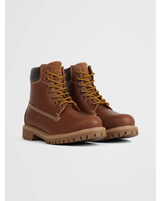 TOM TAILOR Boots E Cognac