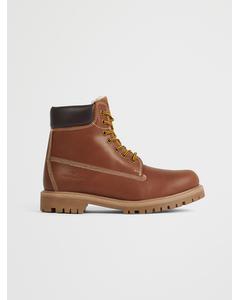Boots E Cognac
