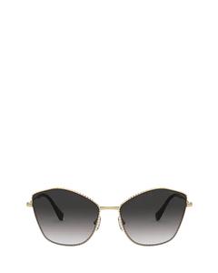 MU 60VS antique gold Sonnenbrillen