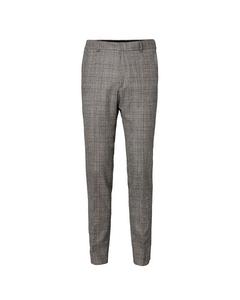 Passionate Glencheck Merinowool Tailored Trouser