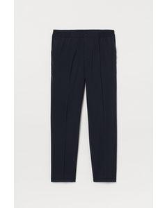 Dressed Joggers - Regular Fit Marineblauw