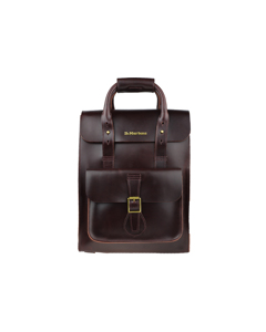 Dr. Martens > Dr. Martens Small Leather Backpack AB100230