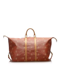 Louis Vuitton 1995 Lv Cup Travel Bag Pink