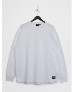 Hoffman Long Sleeve  White