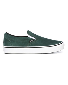 Ua Comfycush Slip-on Mg (sixty Sixers) Pine Needle/white