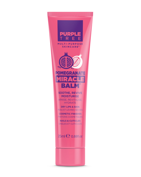 Purple Tree Miracle Balm Pomegranate