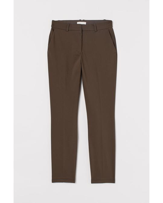 H&M Trousers Khaki