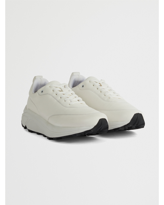Arket Quilted Sneaker White