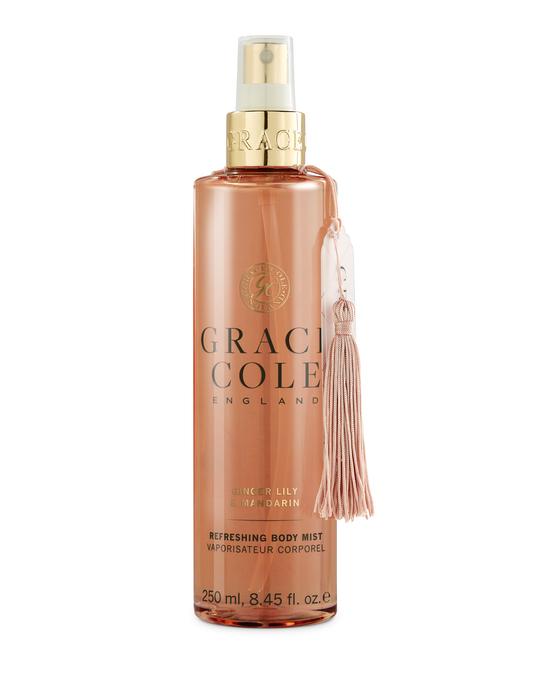 Grace Cole Grace Cole Ginger Lily & Mandarin Body Mist 250ml