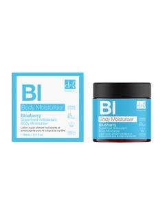 Blueberry Superfood Antioxidant Body Moisturiser