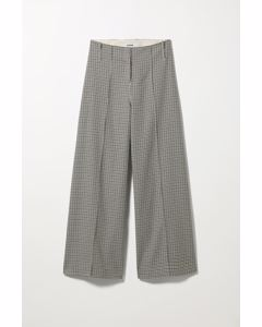 Petra Checked Trouser houndstooth