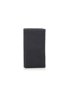 Bvlgari Nylon Wallet Black