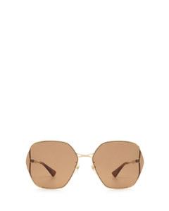 GG0818SA gold Sonnenbrillen