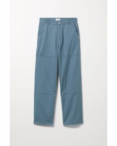 Horace Carpenter Trouser Blue