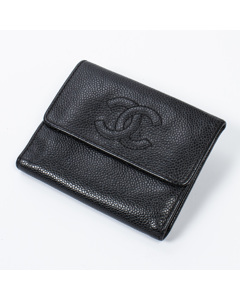Front Logo Small Trifold Wallet