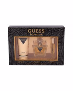 Giftset Guess Seductive Edt 75ml + Body Lotion 200ml + Edt 15ml