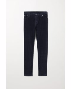 Sunday Cord Trousers Dark Blue