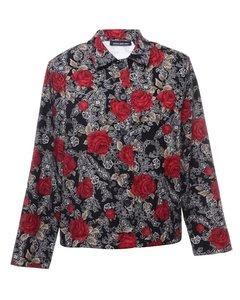 1990s Floral Jacket
