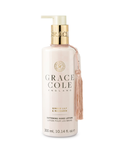Grace Cole Ginger Lily & Mandarin Hand Lotion 300ml