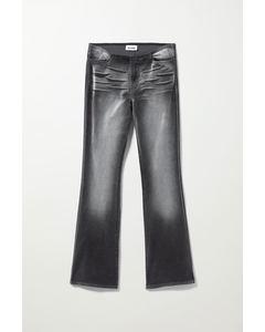 Raia Acid Velvet Trouser Grey Wash