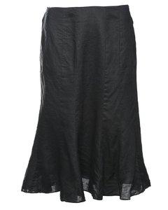 Linen Ralph Lauren A-line Skirt