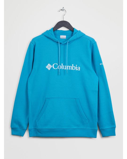 Columbia Csc Basic Logo™ Ii Hoodie Clear Water