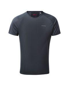 Craghoppers Mens Nosilife Short Sleeve Baselayer T-shirt
