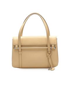 Cartier Happy Leather Handbag Brown