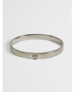 Kira Sterling Silver Hinge Bracelet Silver