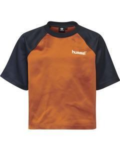 Melody T-shirt Shortsleeve Rost