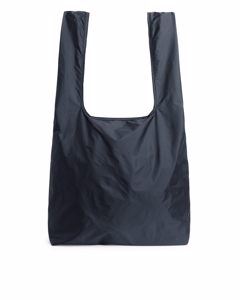 Packable Shopper Blue