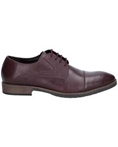 Hush Puppies Mens Derby Plain Toe Shoe