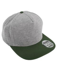 Beechfield Varsity Snapback Cap (pack Of 2)