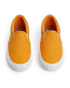 Slip-on Trainers Orange
