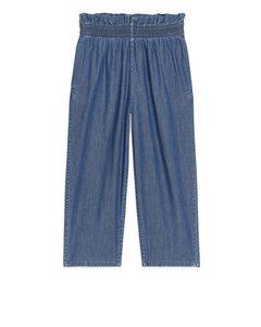Jeans-Schlupfhose Blau