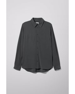 Pablito Structure Shirt Grey