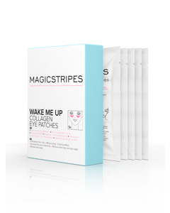 Magicstripes Wake Me Up Collagen Eye Patches Box 5 Pack