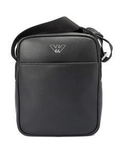 Messenger Bag Svart