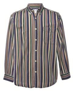 2000s Cherokee Striped Shirt