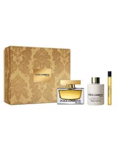 Giftset Dolce & Gabbana The One Edp 75ml + Body Lotion 100ml + Edp 10ml