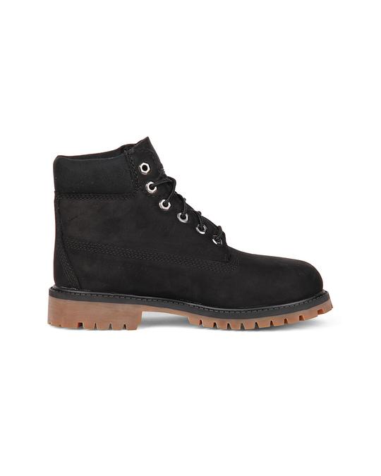 Timberland Timberland Youth 6-Inch Premium Boot Schwarz