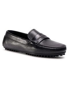 Driver Shoe Flats Nero